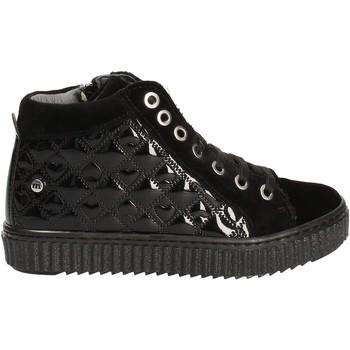 Chaussures Enfant Baskets montantes Melania ME6073F7I.A Noir