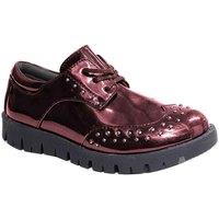 Chaussures Enfant Derbies Lumberjack SG20404 005 S04 Rouge