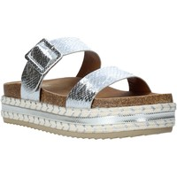 Chaussures Femme Mules Gold&gold A20 GJ340 Argent