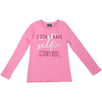 Vêtements Enfant T-shirts manches longues Chicco 09006871000000 Rose