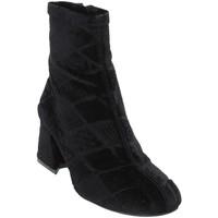 Chaussures Femme Bottines Apepazza SHR05 Noir