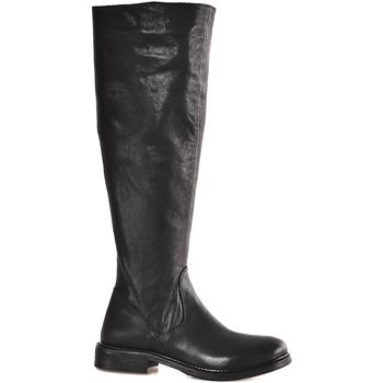 Chaussures Femme Bottes ville Mally 6463 Noir