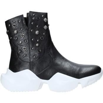 Chaussures Femme Bottines Fracomina FC19FM308 Noir