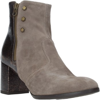 Chaussures Femme Bottines Nero Giardini A908730D Beige