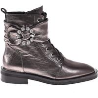 Chaussures Femme Bottines Elvio Zanon I8101N Gris