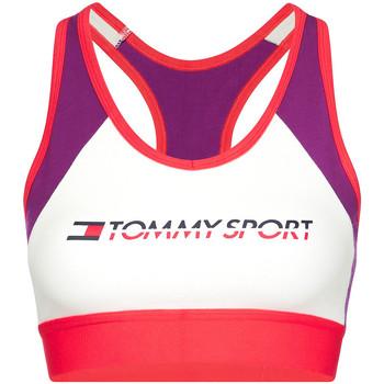 Vêtements Femme Brassières de sport Tommy Hilfiger S10S100348 Violet