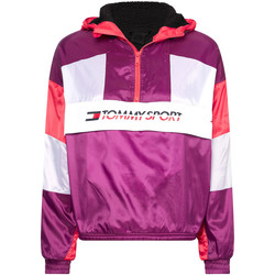 Vêtements Femme Vestes de survêtement Tommy Hilfiger S10S100416 Violet