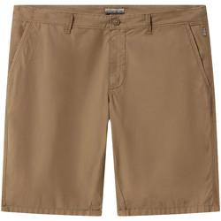Vêtements Homme Shorts / Bermudas Napapijri NP0A4E1L Marron