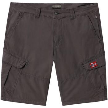 Vêtements Homme Shorts / Bermudas Napapijri NP0A4E1O Gris