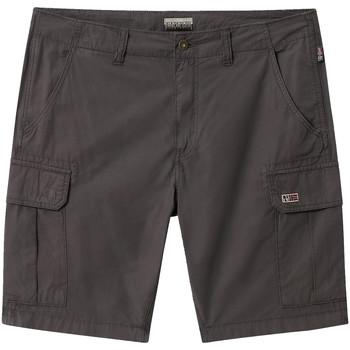 Vêtements Homme Shorts / Bermudas Napapijri NP0A4E1K Gris