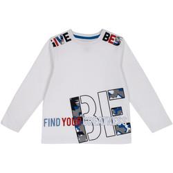 Vêtements Enfant T-shirts manches longues Chicco 09006867000000 Blanc