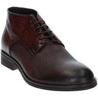 Chaussures Homme Boots Exton 5355 Marron