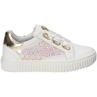 Chaussures Enfant Baskets basses Melania ME6142F8E.B Blanc