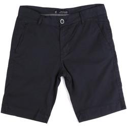 Vêtements Homme Shorts / Bermudas Key Up 2P17A 0001 Bleu