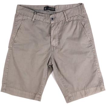 Vêtements Homme Shorts / Bermudas Key Up 2P17A 0001 Gris