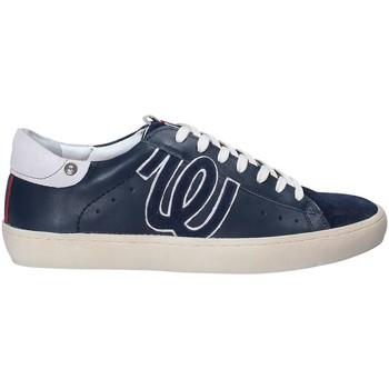 Chaussures Homme Baskets mode Wrangler WM181135 Bleu