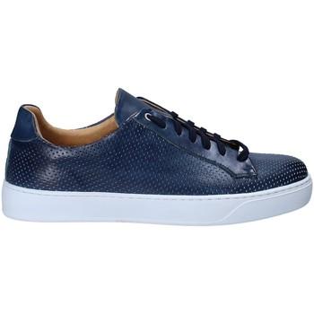 Chaussures Homme Baskets basses Exton 514 Bleu