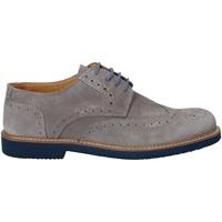 Chaussures Homme Derbies Exton 9190 Gris