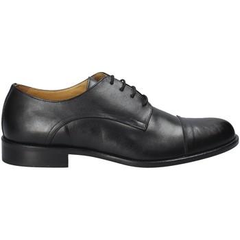 Chaussures Homme Richelieu Exton 6013 Noir