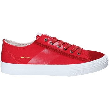 Chaussures Homme Baskets basses Gas GAM810035 Rouge