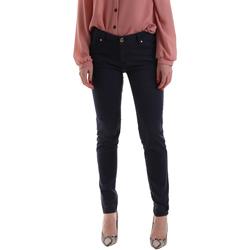 Vêtements Femme Chinos / Carrots Gaudi 921BD25002 Bleu