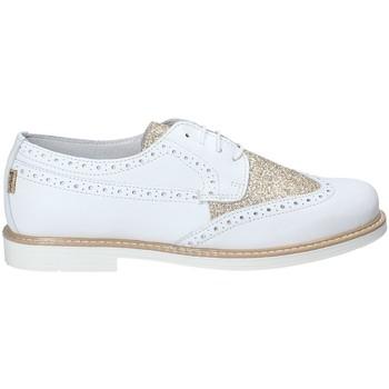 Chaussures Enfant Espadrilles Melania ME6003F8E.D Blanc