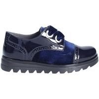 Chaussures Enfant Derbies Melania ME6218F8I.A Bleu
