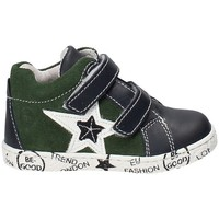 Chaussures Enfant Baskets montantes Melania ME0157A8I.B Vert