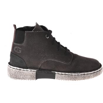 Chaussures Enfant Boots Grunland PO1397 Gris