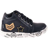 Chaussures Enfant Baskets montantes Melania ME1033B8I.C Bleu