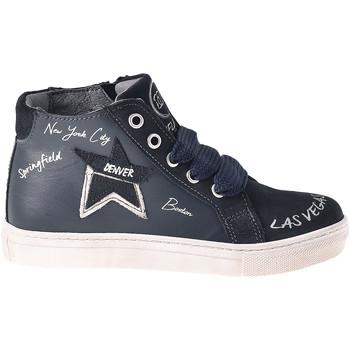 Chaussures Enfant Baskets montantes Melania ME6041F8I.B Bleu