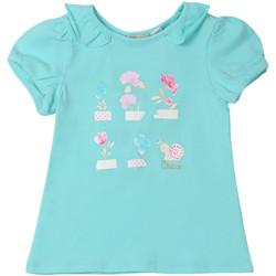 Vêtements Enfant T-shirts manches courtes Chicco 09006969000000 Bleu