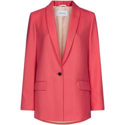 Vêtements Femme Vestes / Blazers Calvin Klein Jeans K20K201774 Rose