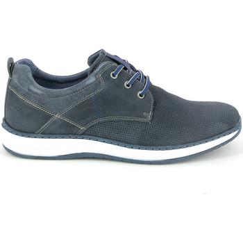 Chaussures Homme Baskets basses Grunland SC3806 Bleu