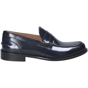 Chaussures Homme Mocassins Exton 102 Bleu