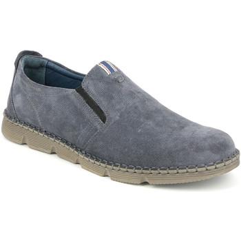 Chaussures Homme Slip ons Grunland SC4526 Bleu