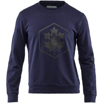 Vêtements Homme Sweats Lumberjack CM60142 001 502 Bleu