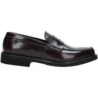 Chaussures Homme Mocassins Rogers AZ004 Rouge