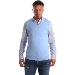 Vêtements Homme Gilets / Cardigans Navigare NV00165 21 Bleu