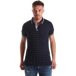 Vêtements Homme Polos manches courtes Navigare NV82099 Bleu