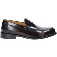 Chaussures Homme Mocassins Exton 102 Rouge