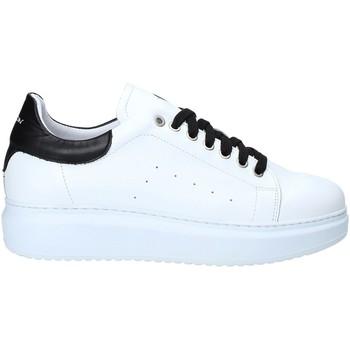 Chaussures Homme Baskets basses Exton 955 Noir