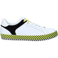 Chaussures Homme Baskets basses Byblos Blu 2MA0004 LE9999 Blanc