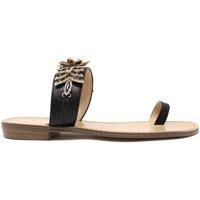 Chaussures Femme Tongs Gold&gold A19 GL303 Noir