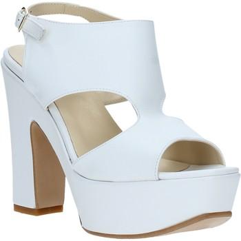 Chaussures Femme Sandales et Nu-pieds Grace Shoes TQ 102 Blanc