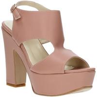 Chaussures Femme Sandales et Nu-pieds Grace Shoes TQ 102 Rose