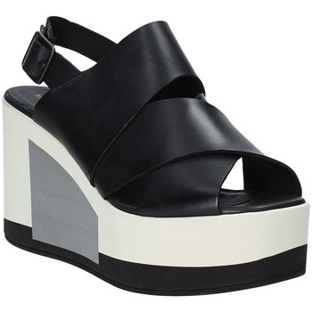 Chaussures Femme Sandales et Nu-pieds Marco Ferretti 660298MF Noir