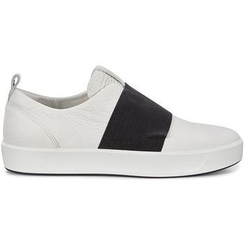 Chaussures Femme Slip ons Ecco 44067301007 Blanc