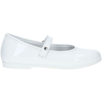 Chaussures Enfant Ballerines / babies Melania ME6052F9E.A Blanc