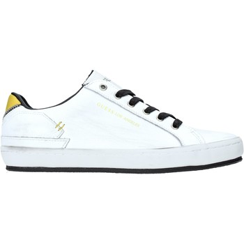 Chaussures Homme Baskets basses Guess FM7MIR LEA12 Blanc